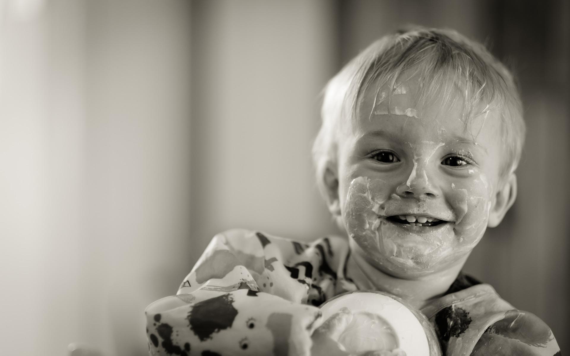 Gdy jedzenie staje się sposobem na dziecięcy stres