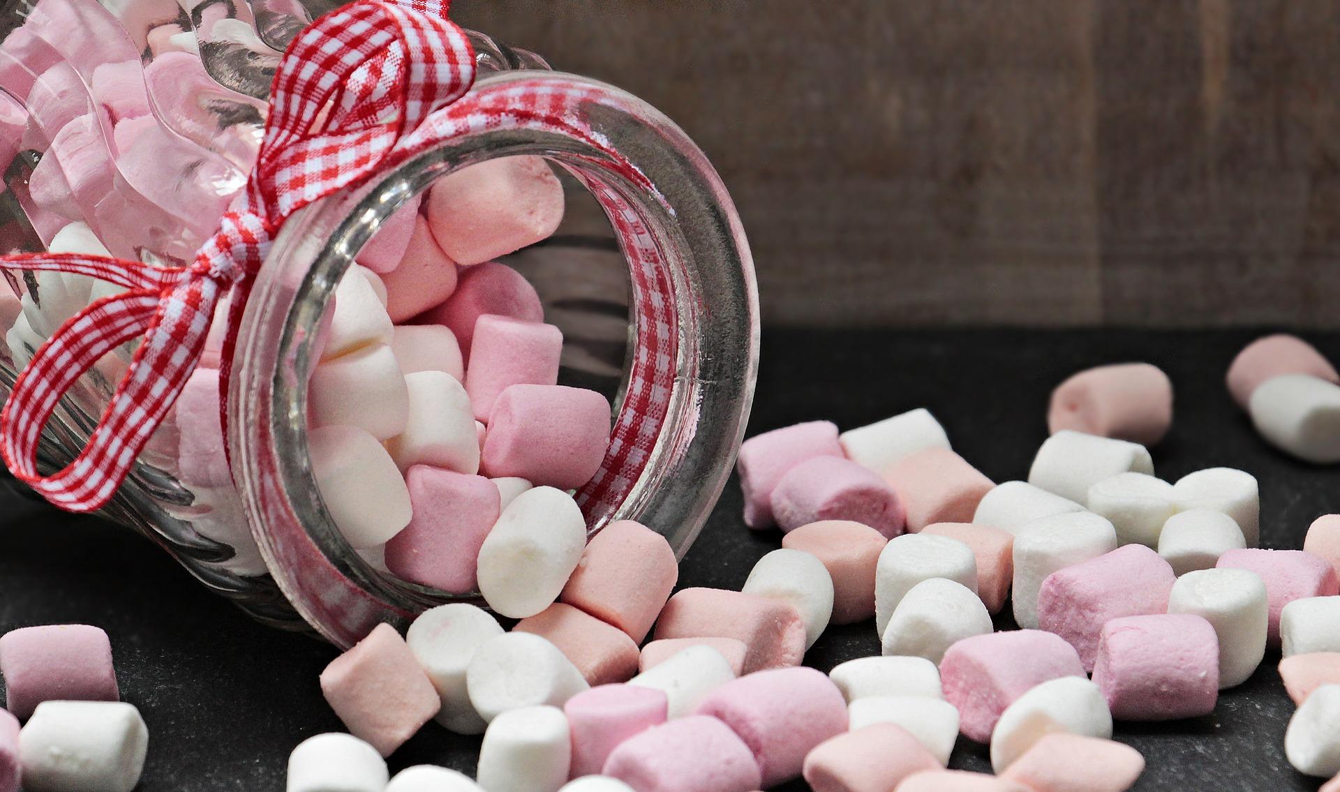 Słodka, różowa pianka czyli test samokontroli